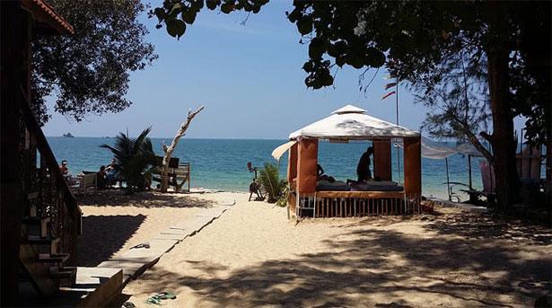 massaggio thai spiaggia